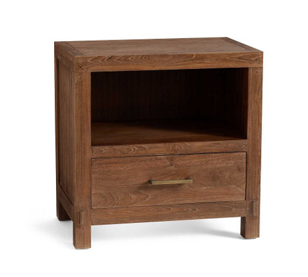 Menlo Reclaimed Teak Bedside Table