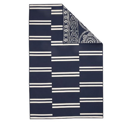 Nasrin Reversible Synthetic Indoor/Outdoor Rug