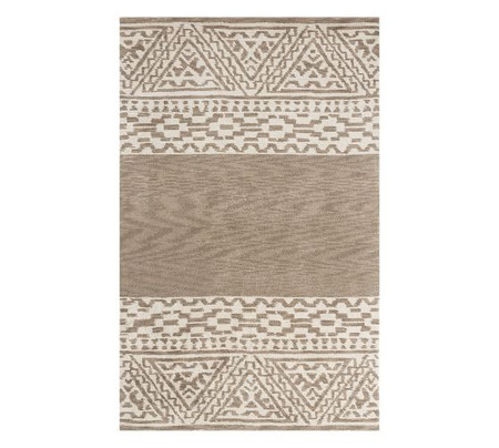 Novena Tufted Rug - Neutral Multi
