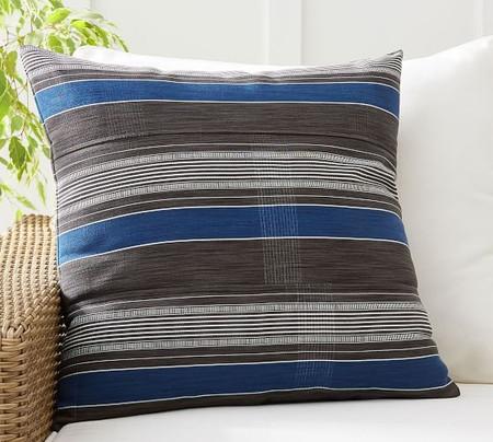 Indoor & Outdoor Bamforth Stripe Cushion