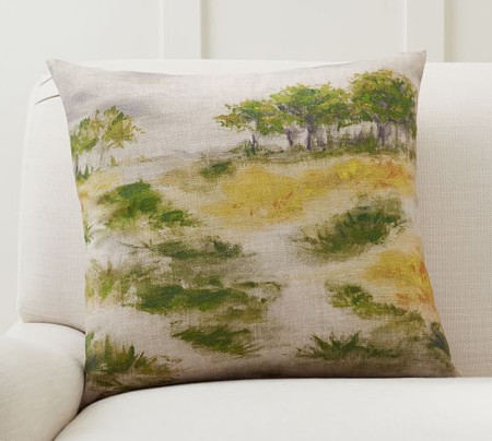 Painted Woods Cushion Cover