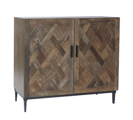 Parquet Two Door Buffet