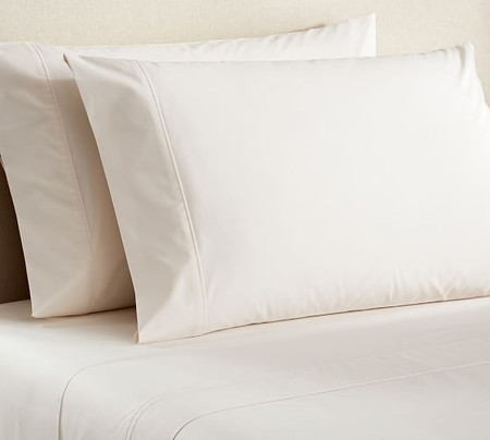 PB Classic 400-Thread-Count Sheet Set