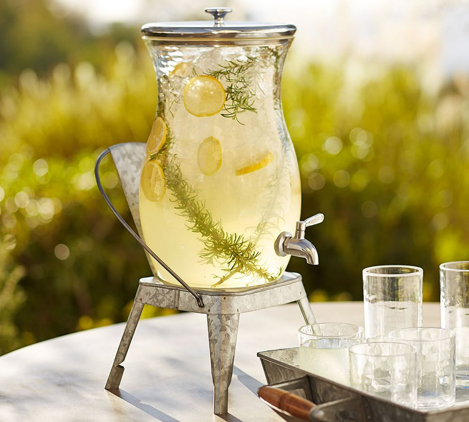 PB Classic Outdoor Drink Dispenser