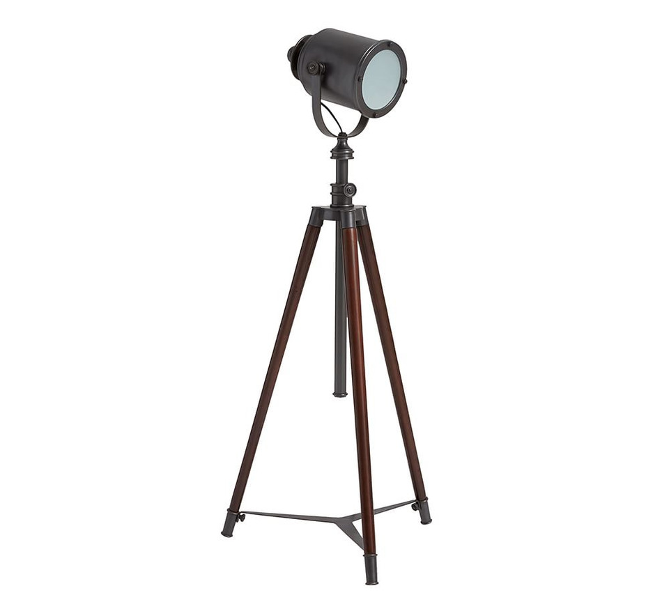 Photographer S Tripod Floor Lamp Pottery Barn Australia