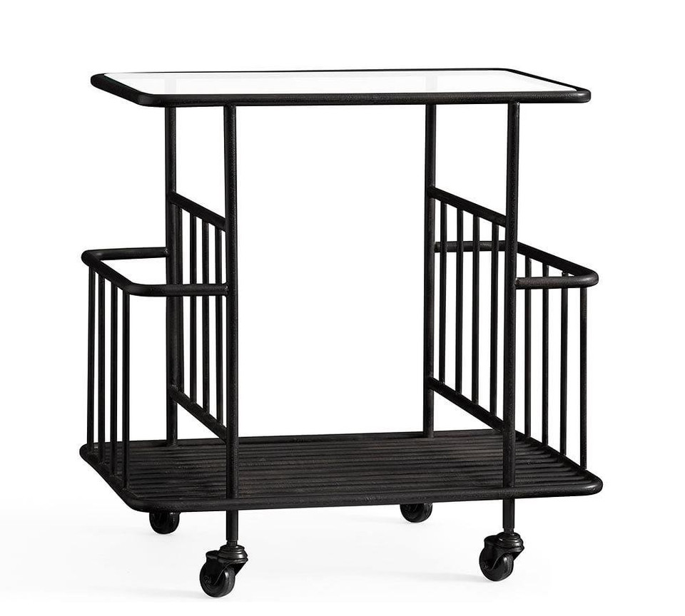 Preston Metal Cart