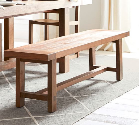 Reed Dining Bench
