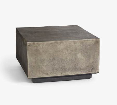 Regent Square Metal Coffee Table