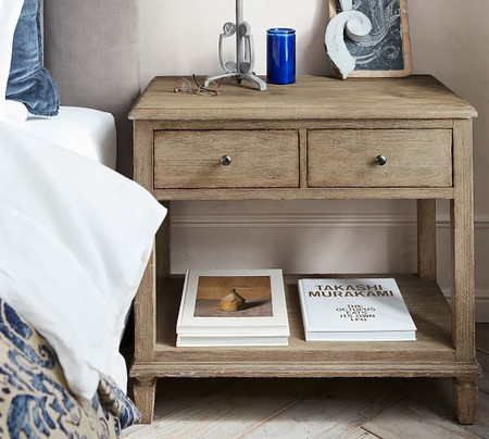 Sausalito Bedside Table