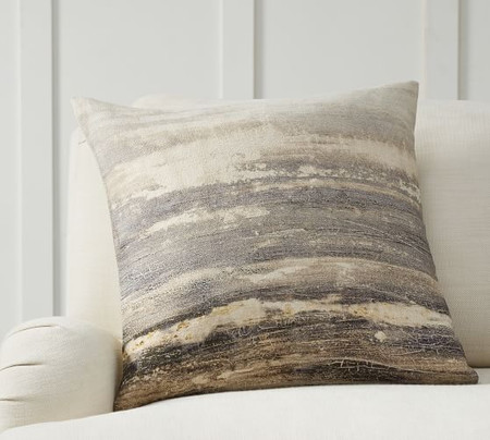 Sienna Painted Print Cushion Cover