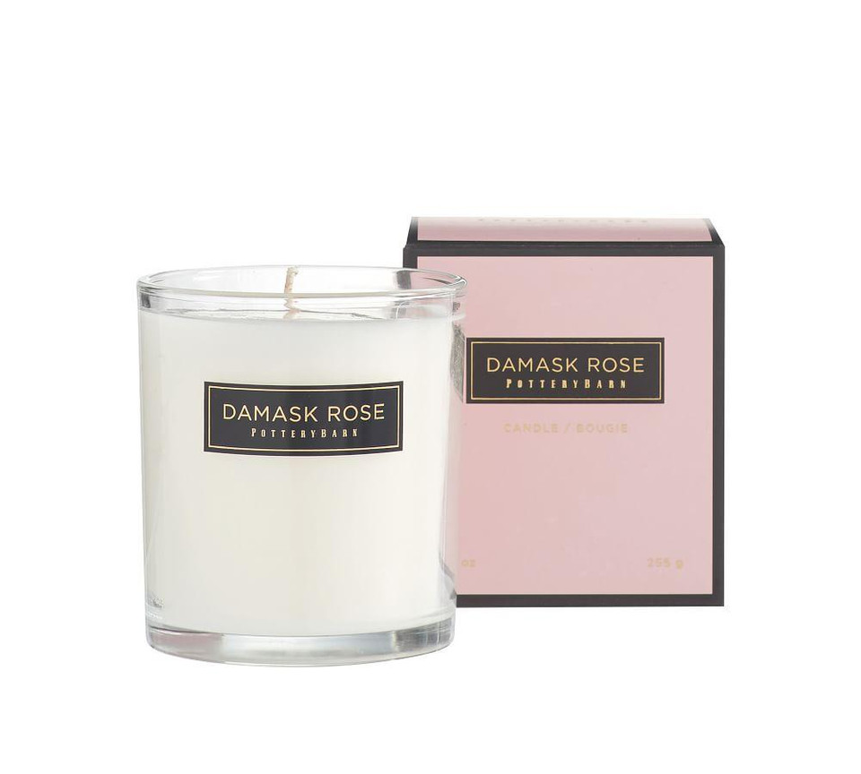 Signature Homescent Collection - Damask Rose