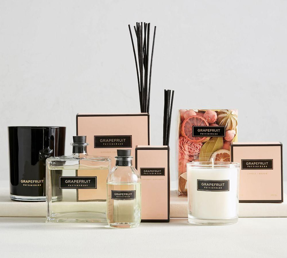Signature Homescent Collection - Grapefruit