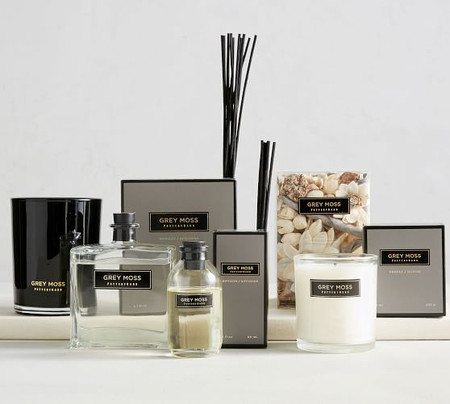 Signature Homescent Collection - Grey Moss