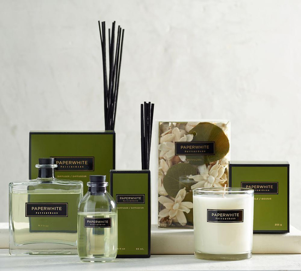 Signature Homescent Collection - Paperwhite
