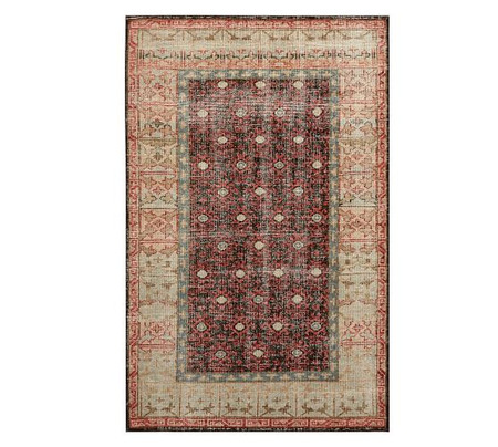 Sigrid Hand-Knotted Rug - Multi