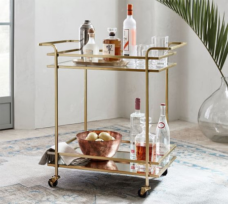 Skylar Bar Cart