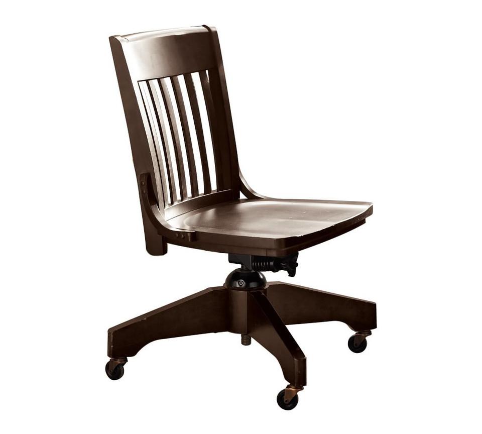 Pottery Barn Swivel Chair: Swivel Desk Chairs & Cushions