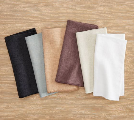 Willow Oversized Linen/Cotton Napkins